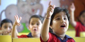 sekolah preschool di Jakarta