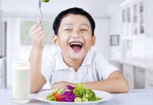 nutrisi terbaik anak