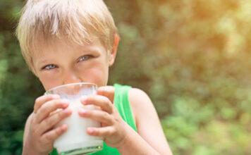produk susu anak
